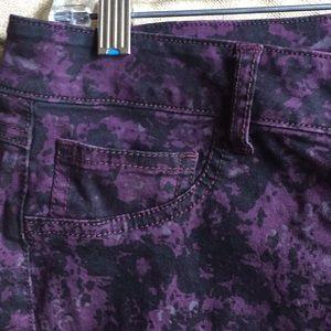 CAbi Jeans - Cabi 8 multi color jeans